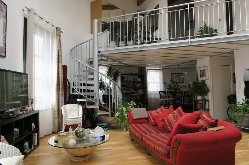 Duplex de 130  m2 - Nanterre (92000)
