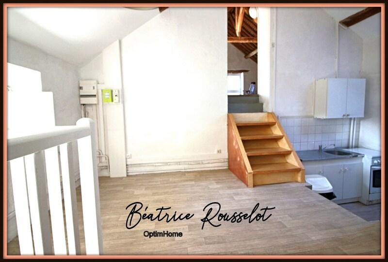 Appartement ancien de 60  m2 - Vulaines-sur-Seine (77870)