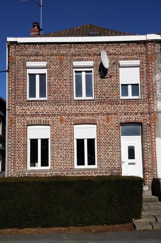 Maison de ville de 110  m2 - Fresnes-sur-Escaut (59970)