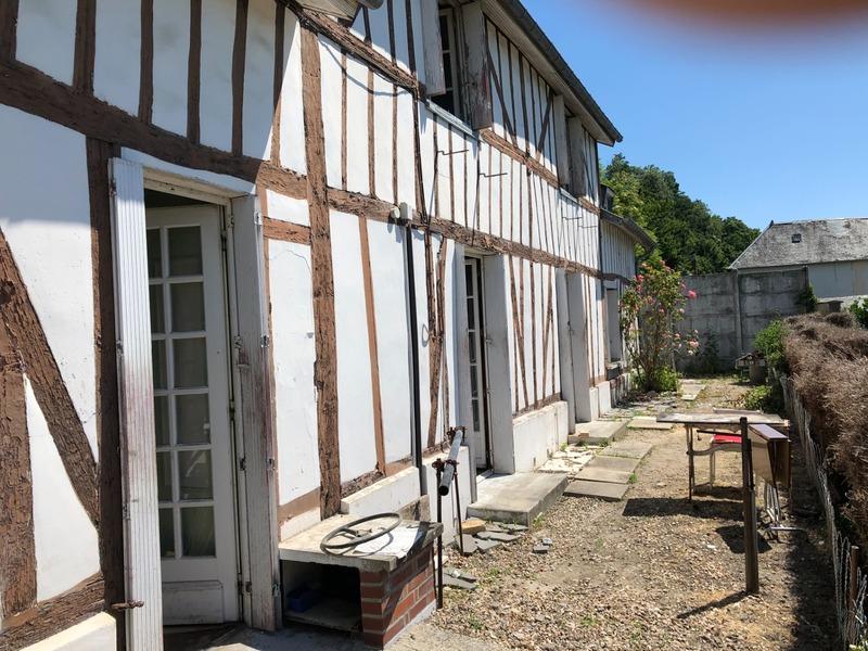 Maison à rénover de 107  m2 - Pont-Audemer (27500)
