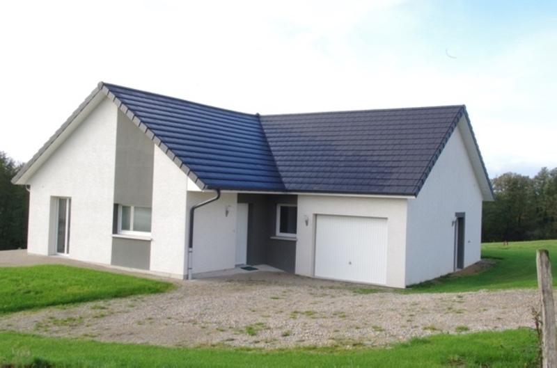 Maison plain-pied de 103  m2 - Lure (70200)