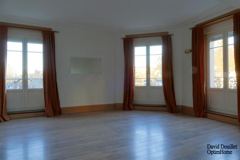 Appartement ancien de 108  m2 - Épinal (88000)