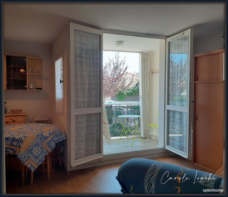 Appartement ancien de 35  m2 - Le Grau-du-Roi (30240)
