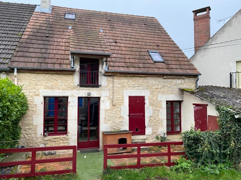 Maison de 93  m2 - Asnières-sous-Bois (89660)