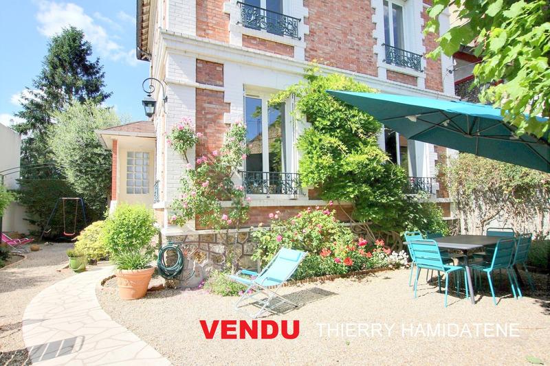 Maison bourgeoise de 115  m2 - Argenteuil (95100)