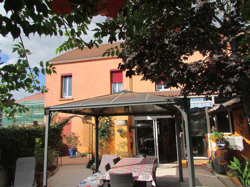 Maison de ville de 150  m2 - Montceau-les-Mines (71300)