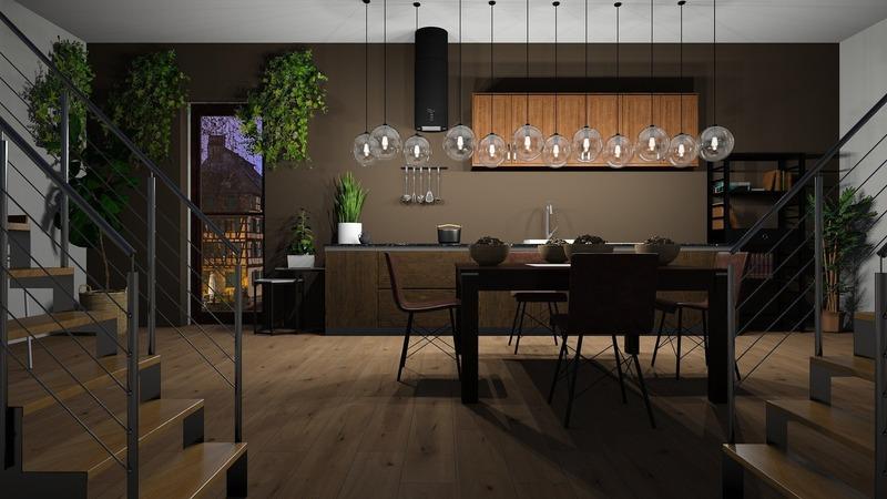 Maison en frais réduits de 113  m2 - Lyon (69005)