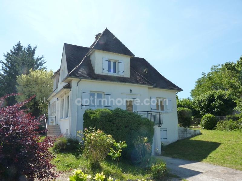 Maison contemporaine de 149  m2 - Saint-Pierre-de-Chignac (24330)