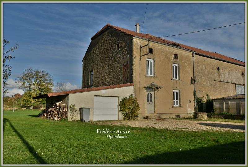 Maison de 260  m2 - Blagny (08110)