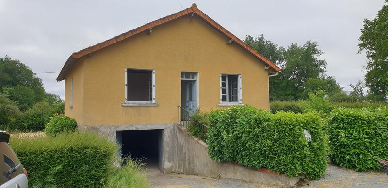 Maison à rénover de 68  m2 - Saint-Martin-des-Noyers (85140)