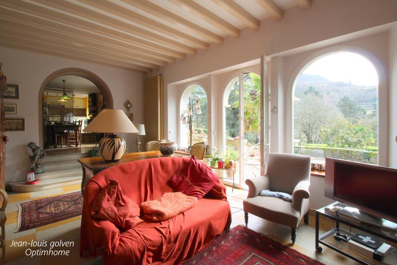 Maison de caractère de 161  m2 - Saint-Affrique (12400)