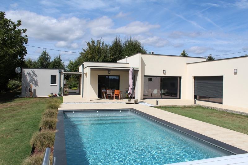 Maison contemporaine de 160  m2 - Périgueux (24000)