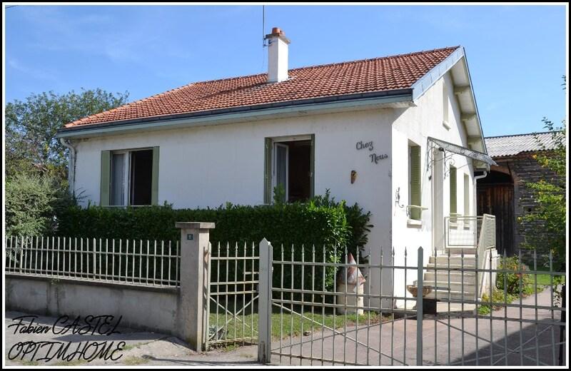 Maison individuelle de 85  m2 - Riom (63200)