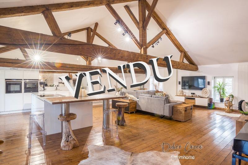 Appartement bourgeois de 145  m2 - Metz (57070)
