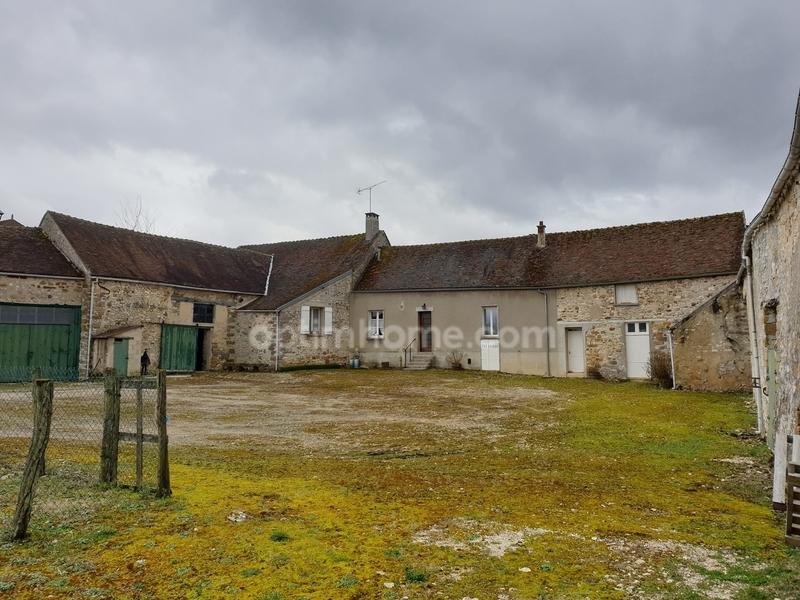 Maison de 110  m2 - Donnemarie-Dontilly (77520)