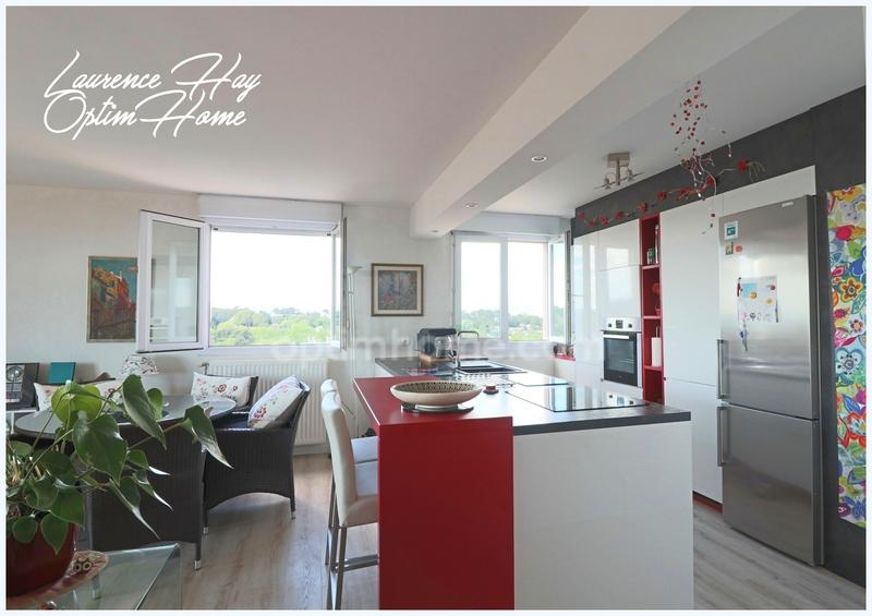Appartement en résidence de 102  m2 - Montpellier (34070)