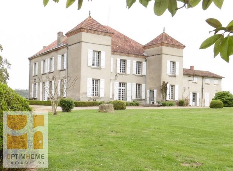 Maison de maître de 665  m2 - Valence (82400)