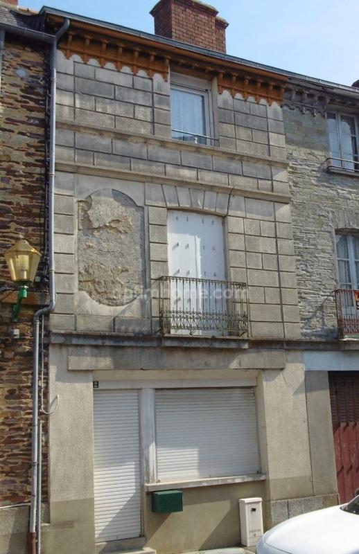 Maison de 120  m2 - Janzé (35150)