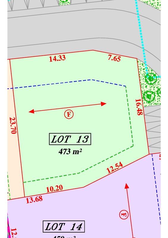 Parcelle de terrain de   m2 - Andelu (78770)