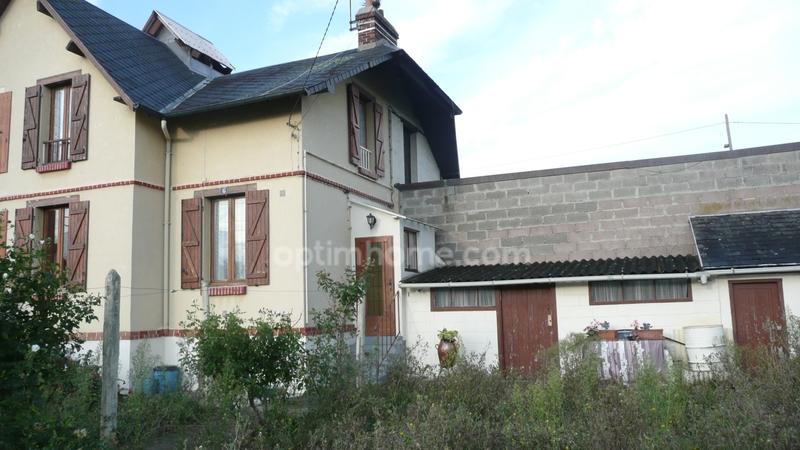 Maison de 45  m2 - Dives-sur-Mer (14160)