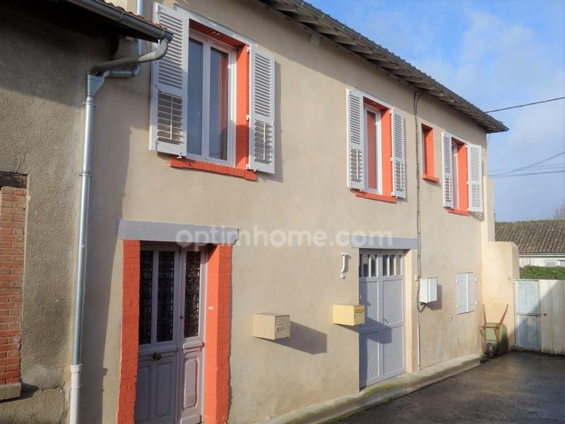 Appartement ancien de 80  m2 - Aixe-sur-Vienne (87700)