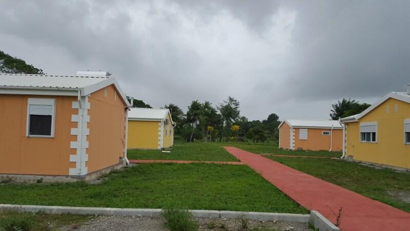 Maison de 40  m2 - Montsinéry-Tonnegrande (97356)