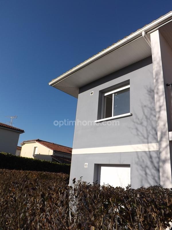 Appartement de 36  m2 - Saint-Seurin-sur-l'Isle (33660)