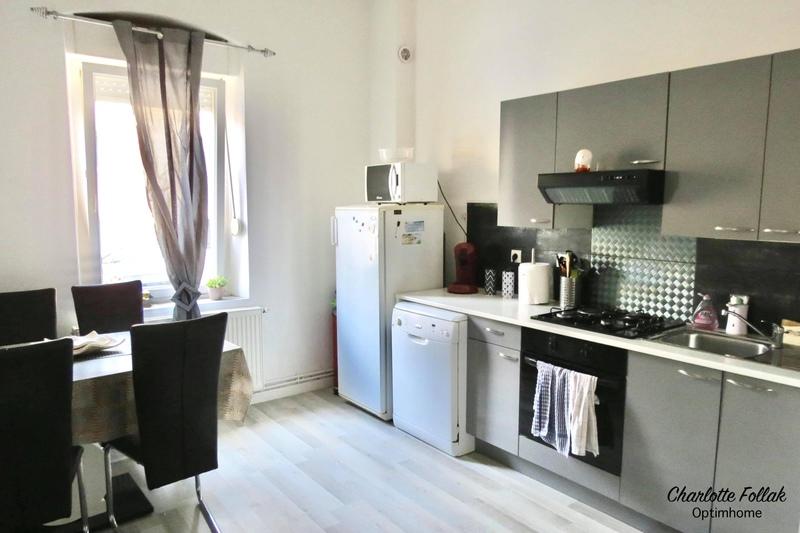 Appartement de 64  m2 - Rombas (57120)