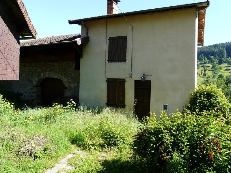 Maison en pierre de 80  m2 - Chauffailles (71170)