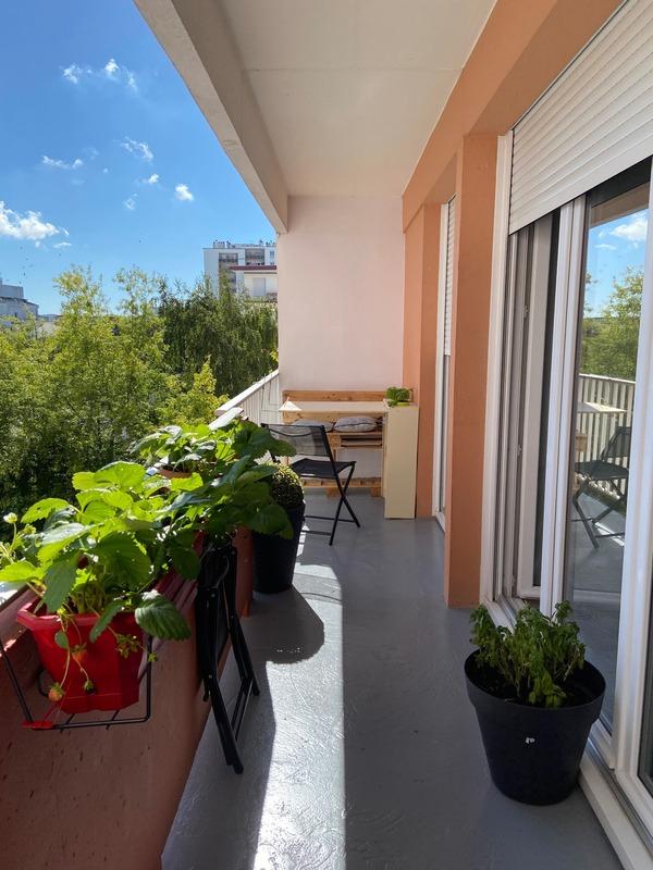 Appartement rénové de 82  m2 - Lorient (56100)