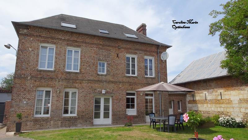 Maison de caractère de 180  m2 - Routot (27350)