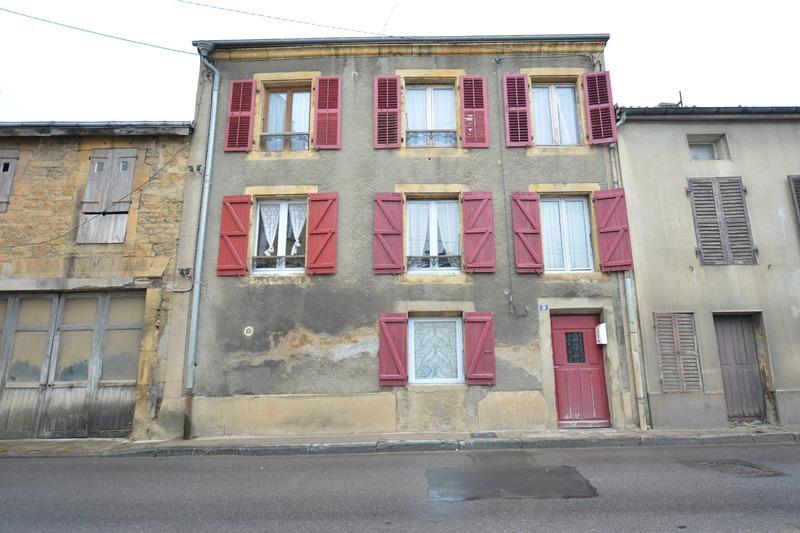 Maison de ville de 79  m2 - Montmédy (55600)