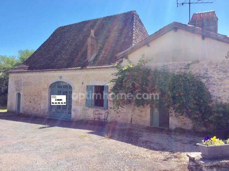 Maison de village de 80  m2 - Vergt (24380)