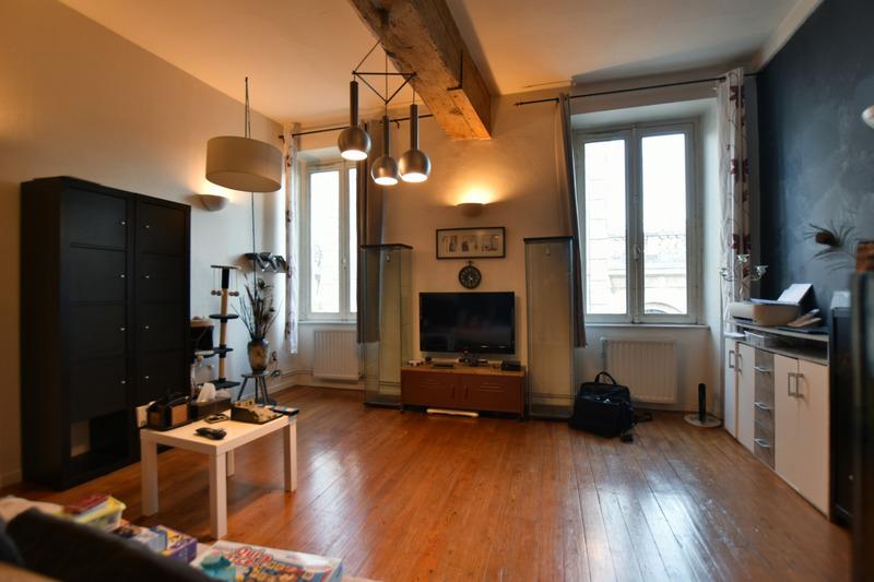 Appartement ancien de 87  m2 - Nuits-Saint-Georges (21700)