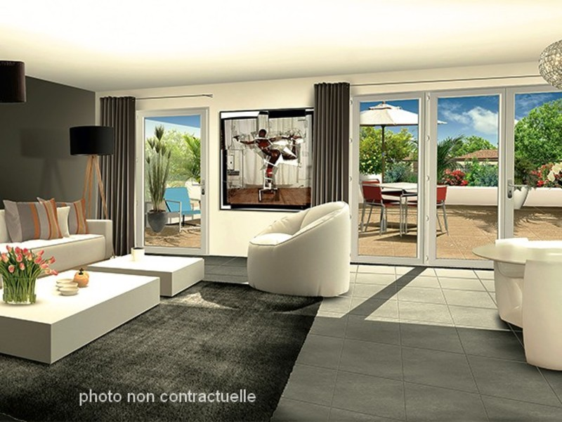 Appartement de 79  m2 - Marseille (13013)