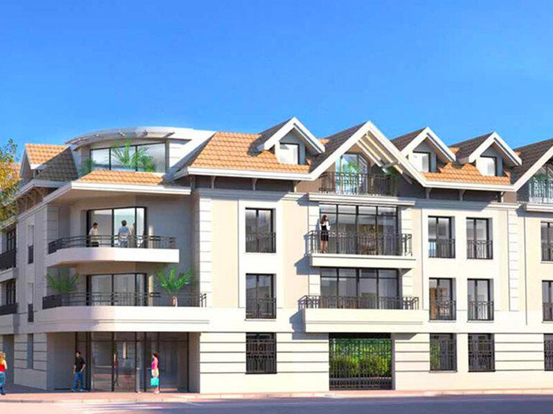 Appartement de 98  m2 - Arcachon (33120)