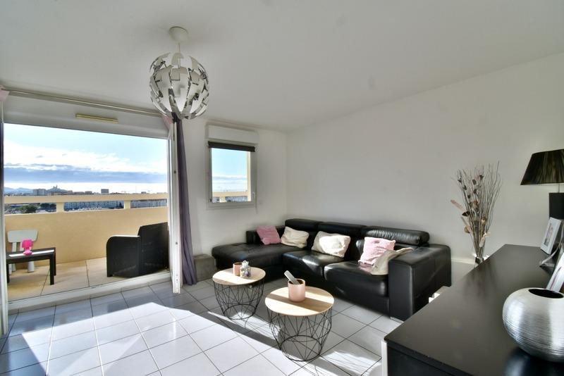 Appartement en résidence de 74  m2 - Marseille (13014)