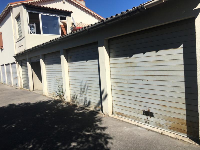 Garage (Stationnement) de   m2 - Marseille (13014)