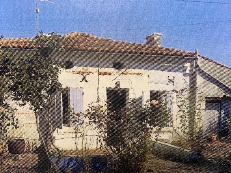 Maison en pierre de 44  m2 - Saint-Sulpice-de-Cognac (16370)