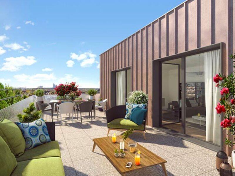Appartement de 79  m2 - Illkirch-Graffenstaden (67400)