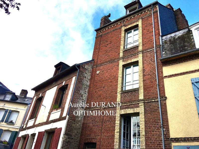 Maison de ville de 68  m2 - Honfleur (14600)