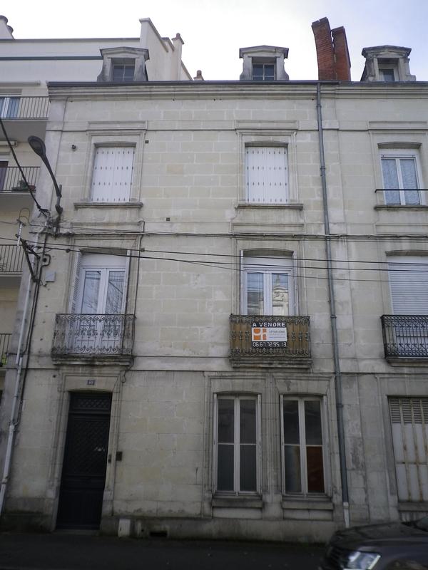 Immeuble de rapport de   m2 - Châtellerault (86100)