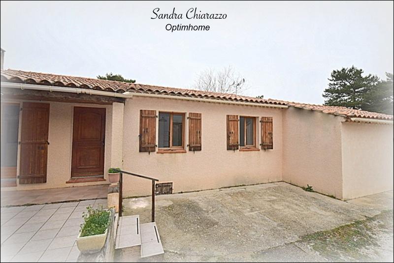 Maison plain-pied de 88  m2 - Saint-Zacharie (83640)