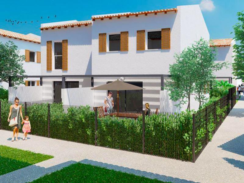 Maison de 76  m2 - Saintes-Maries-de-la-Mer (13460)