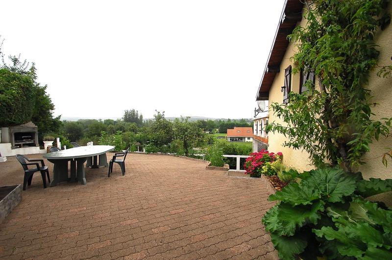 Maison de village de 140  m2 - L'Isle-sur-le-Doubs (25250)