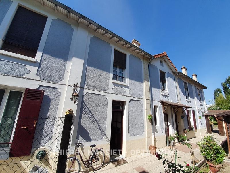 Maison de 250  m2 - Colombes (92700)