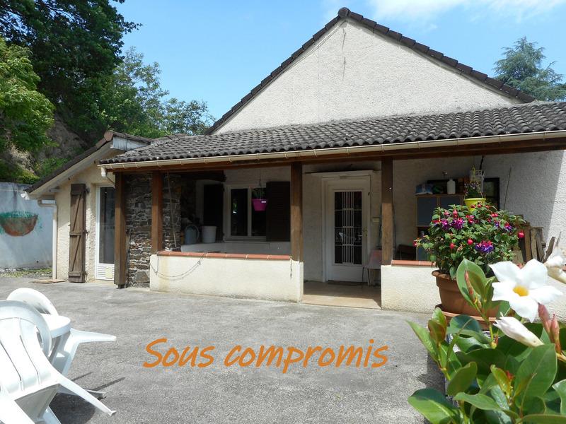 Maison de 140  m2 - Aubin (12110)