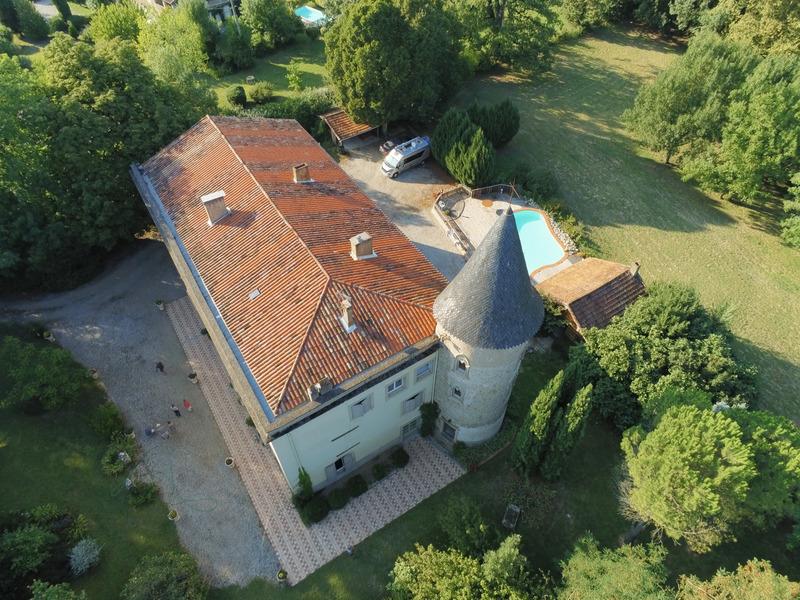 Maison de caractère de 782  m2 - Castres (81100)