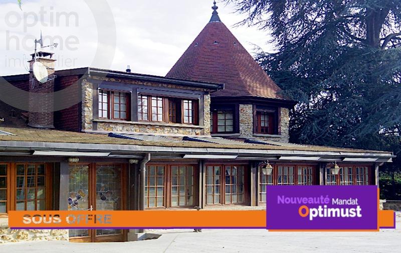 Maison de caractère de 400  m2 - Reims (51100)