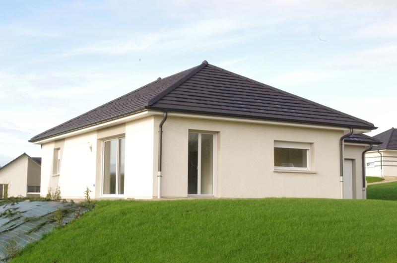 Maison individuelle de 102  m2 - Lure (70200)